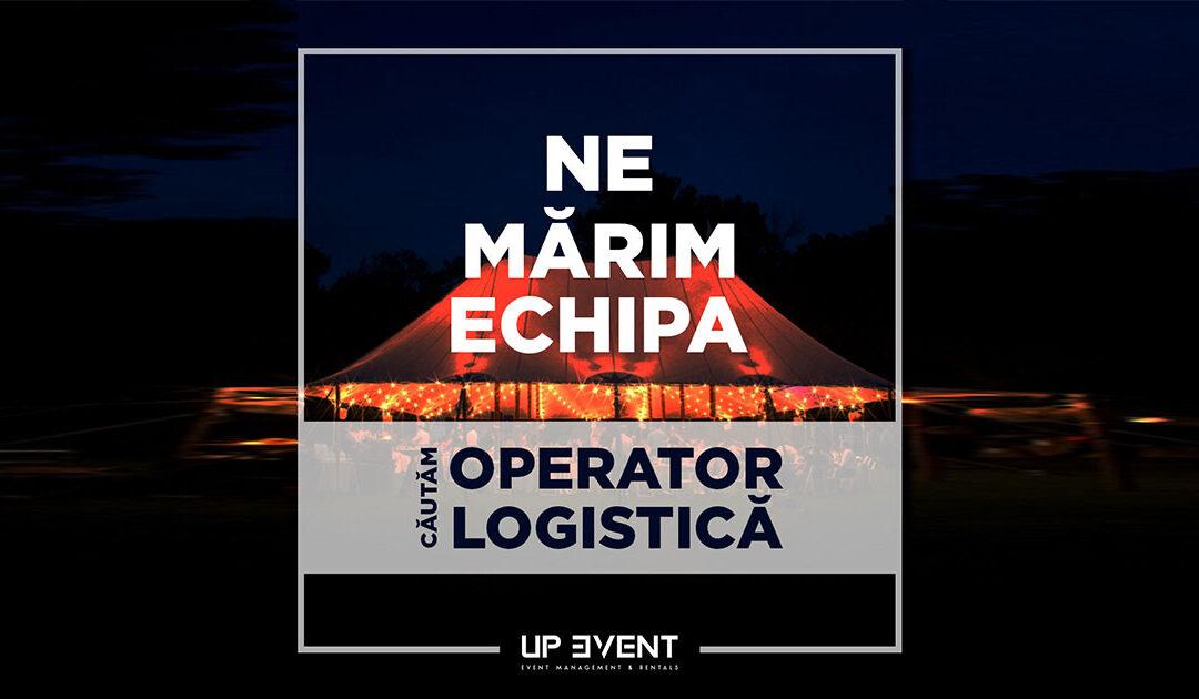 Cautam Operator Logistica